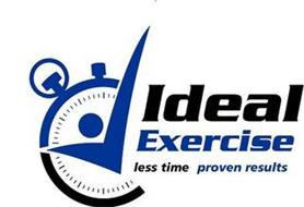 IDEAL EXERCISE LESS TIME PROVEN RESULTS