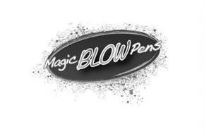MAGIC BLOW PENS