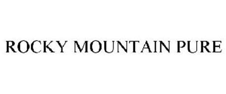 ROCKY MOUNTAIN PURE