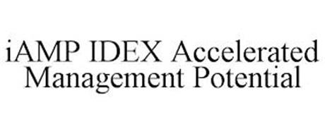 I-AMP IDEX ACCELERATING MANAGEMENT POTENTIAL