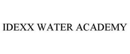 IDEXX WATER ACADEMY
