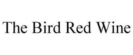 THE BIRD RED WINE