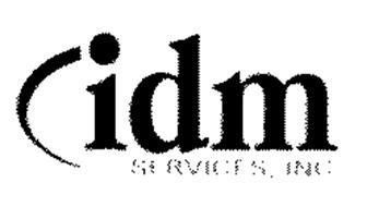 IDM SERVICES, INC.