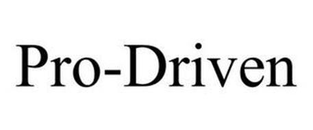 PRO DRIVEN