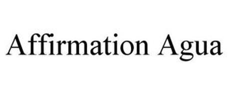 AFFIRMATION AGUA