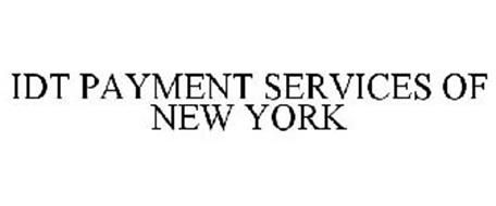 IDT PAYMENT SERVICES OF NEW YORK