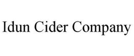 IDUN CIDER