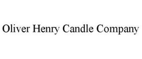 OLIVER HENRY CANDLE COMPANY