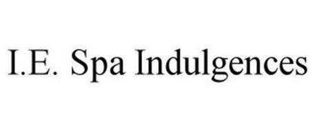 I.E. SPA INDULGENCES