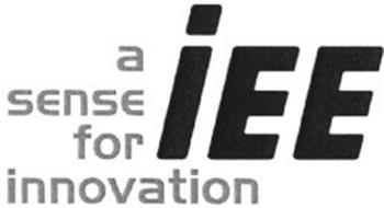 IEE A SENSE FOR INNOVATION