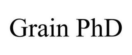 GRAIN PHD