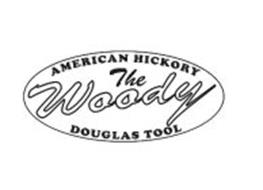 AMERICAN HICKORY, THE WOODY, DOUGLAS TOOL