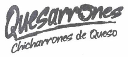 QUESARRONES CHICHARRONES DE QUESO