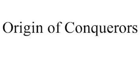 ORIGIN OF CONQUERORS