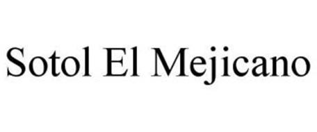 SOTOL EL MEJICANO