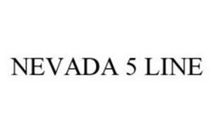 NEVADA 5 LINE