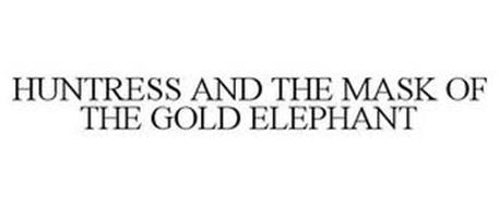 HUNTRESS AND THE MASK OF THE GOLD ELEPHANT