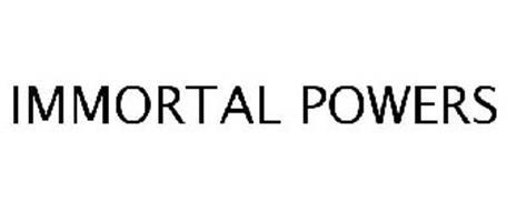 IMMORTAL POWERS