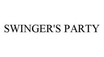 SWINGER'S PARTY