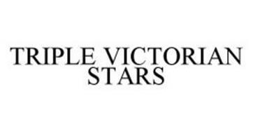TRIPLE VICTORIAN STARS