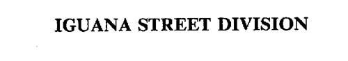 IGUANA STREET DIVISION