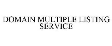DOMAIN MULTIPLE LISTING SERVICE