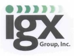 IGX GROUP, INC.