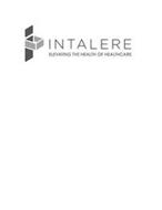 INTALERE ELEVATING THE HEALTH OF HEALTHCARE