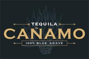 CAÑAMO TEQUILA 100% BLUE AGAVE