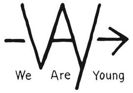WAY WE ARE YOUNG