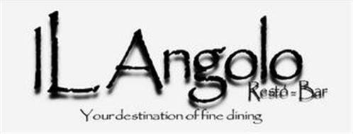 IL ANGOLO RESTRO-BAR YOUR DESTINATION OF FINE DINING