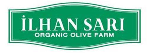 ILHAN SARI ORGANIC OLIVE FARM