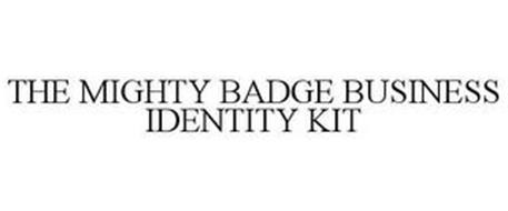 THE MIGHTY BADGE BUSINESS IDENTITY KIT