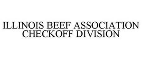 ILLINOIS BEEF ASSOCIATION CHECKOFF DIVISION
