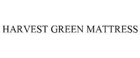 HARVEST GREEN MATTRESS