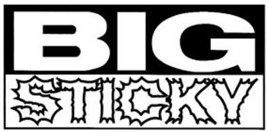 BIG STICKY