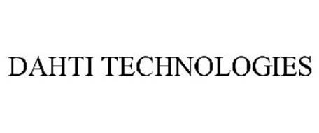 DAHTI TECHNOLOGIES