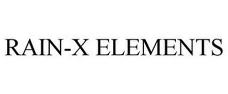 RAIN-X ELEMENTS