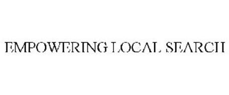 EMPOWERING LOCAL SEARCH