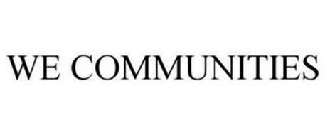 WE COMMUNITIES