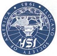 ISA ILOCANO SOCIETY OF AMERICA 1983