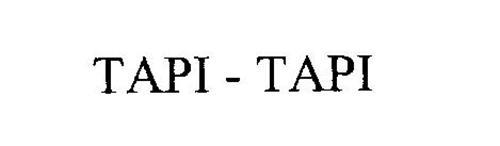 TAPI - TAPI