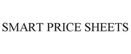 SMART PRICE SHEETS