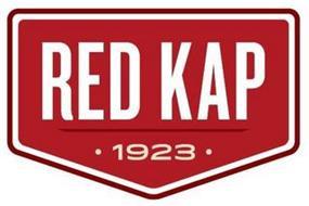 RED KAP  · 1923 ·