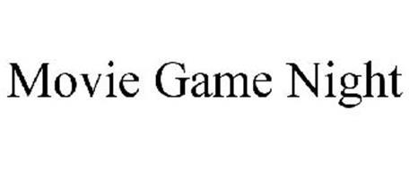 MOVIE GAME NIGHT