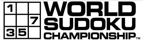 WORLD SUDOKU CHAMPIONSHIP 1 7 3 5