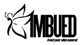 IMBUED FEED YOUR SKIN NATURAL