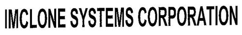 IMCLONE SYSTEMS CORPORATION