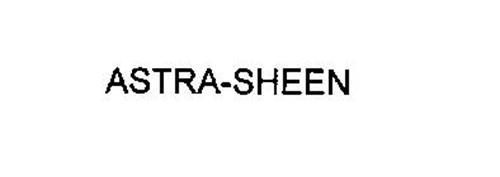 ASTRA-SHEEN