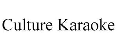CULTURE KARAOKE